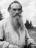 Meaning of life Tolstoi